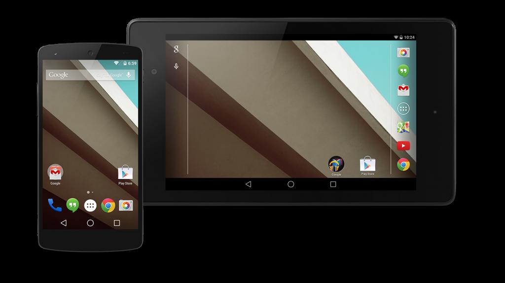 Android L,Android L Sürümü,,Android L görselleri,Google Android L