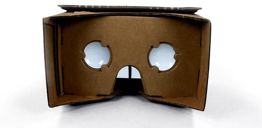 Google Cardboard,google sanal gerçeklik,google sanal gerçeklik gözlüğü,sanal gerçeklik